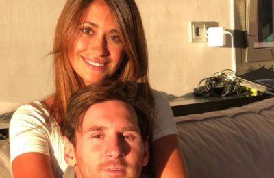 Antonela Roccuzzo cumple 33 años y Lionel Messi le dedicó un mensaje muy especial de sólo seis palabras