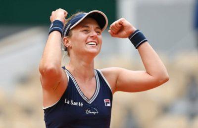 Nadia Podoroska debutó con un gran triunfo en Australia
