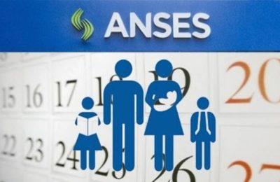 ANSES | Calendario de pagos de abril