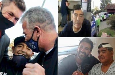 """Dolorosos audios en la causa Diego Maradona: """"Si zafamos hay plata para todos"""""""