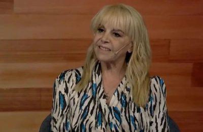 """Claudia Villafañe contó que está preparando un libro: """"Estamos en eso"""""""