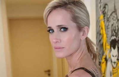 """Julieta Prandi expuso su bronca tras ser denunciada por su ex, Claudio Contardi: """"Misógino, ladrón, padre abandónico, maltratador y violento"""""""