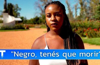 Odio en las redes sociales: vino a estudiar a la Argentina y la amenazaron de muerte por ser haitiana