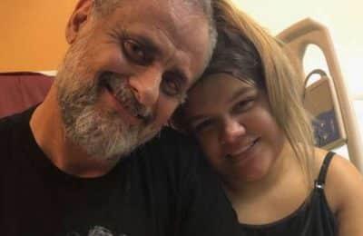 La angustia de Jorge Rial por la mudanza de Morena