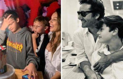 """Pampita y Benjamín Vicuña le dedicaron tiernos mensajes a su hijo Bautista por su cumpleaños: """"Mi compañero, mi protector"""""""