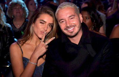 Con una dulce foto, J Balvin y su novia argentina confirmaron que tendrán un hijo