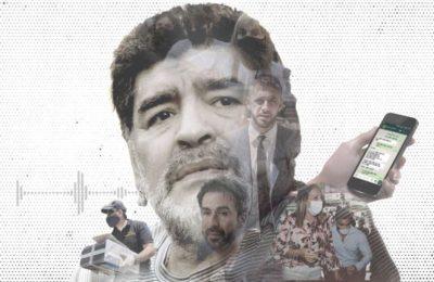 Documental exclusivo: la verdad sobre la muerte de Diego Maradona