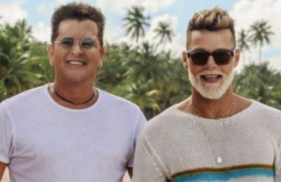 """Ricky Martin y Carlos Vives estrenaron """"Canción Bonita"""", una declaración de amor"""