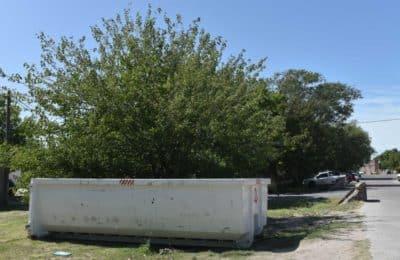 Puntos para descartar residuos voluminosos y restos de poda