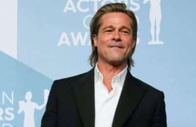 Brad Pitt fue al hospital para una intervención y terminó en silla de ruedas
