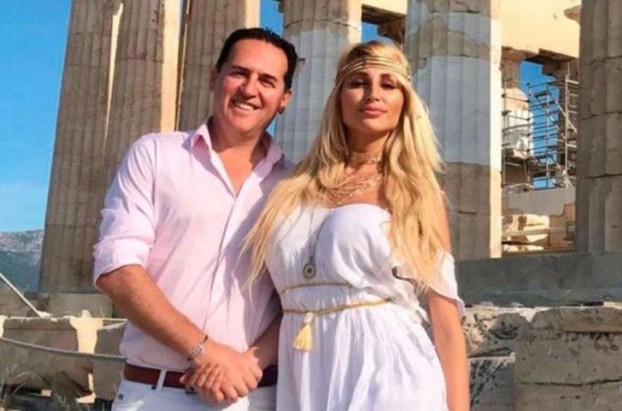 El exmarido de Vicky Xipolitakis no irá a juicio: pagará una multa y deberá hacer un curso de violencia de género
