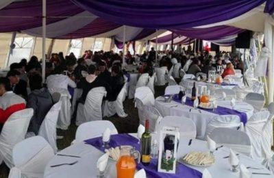 Un concejal de Tucumán celebró los 15 de su hija con una fiesta para 400 invitados: había funcionarios provinciales