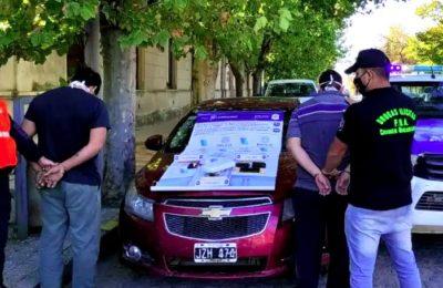 Cocaína en Pringles: prisión preventiva para dos acusados de comercializar droga