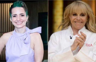 """Paulina Cocina blanqueó cómo asistió a Claudia Villafañe en """"MasterChef Celebrity"""""""
