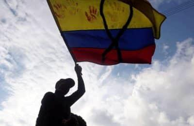 En fotos: las impactantes imágenes de las protestas en Colombia