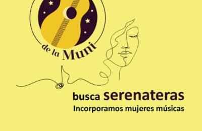La Serenata de la Muni busca músicas