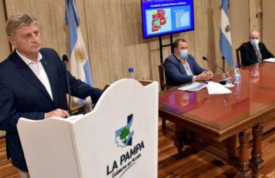La Pampa anunció nuevas restricciones ante el aumento de casos de coronavirus y suspendió las clases presenciales