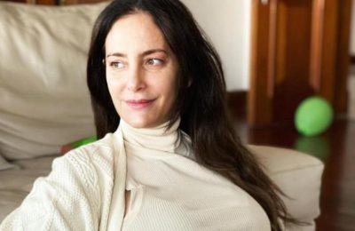 """Luciana Aymar será mamá por segunda vez y mostró tiernas postales de su embarazo de cinco meses: """"Se agranda la familia"""""""