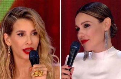 """Guillermina Valdés pidió que la sumen al grupo de WhatsApp del jurado y le apuntó a Pampita: """"Lo quería decir"""""""