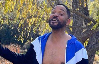"""Will Smith mostró la panza y se sinceró: """"Estoy en mi peor forma"""""""