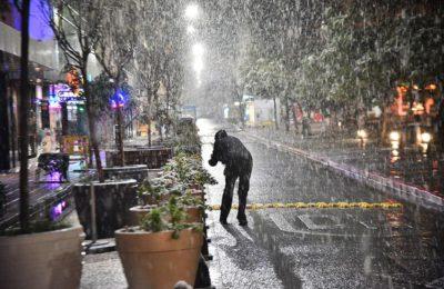 ¡El show de la nieve deslumbra a Córdoba!