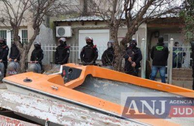 Dos personas fueron detenidas por vender droga en Bahía Blanca
