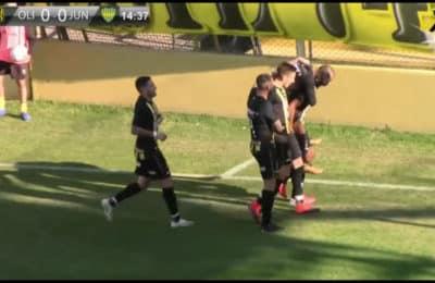 Federal A: Olimpo ganó y Villa Mitre perdió en la reanudación del torneo