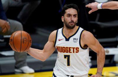 NBA: Con poco de Campazzo, Denver perdió por paliza