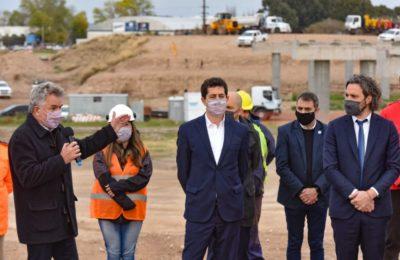 Se ponen en marcha las obras de la Autopista Paso Urbano