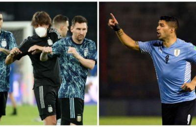 Un árbitro brasileño dirigirá el clásico entre Argentina y Uruguay por la Copa América
