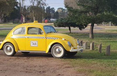 «Ricardito», un taxi con historia