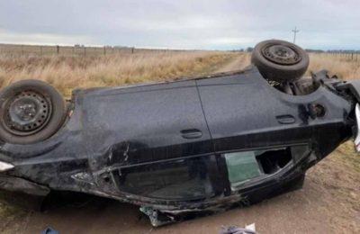 Una pareja perdió la vida tras un accidente en cercanías a Pehuen Có