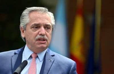 Alberto Fernández le mandó una carta al INADI tras su polémica frase