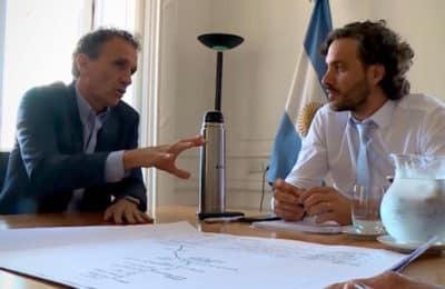 El Ministro de Obras Públicas de Nación  y el Jefe de Gabinete visitarán mañana Bahía Blanca