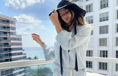 Así es el lujoso hotel donde se hospeda la China Suárez en Miami, con playa privada y niñeras