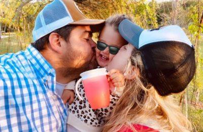 """Darío Barassi sorprendió con un tierno mensaje a su hija, a días de su cumpleaños: """"Es el amor de mi vida"""""""