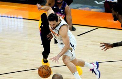 NBA: Denver perdió el primer juego de semifinal ante Suns
