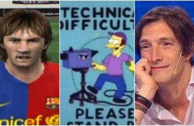Se cayó la transmisión oficial del partido de la Selección argentina y estallaron los memes