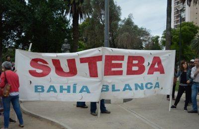 Clases presenciales: Suteba anunció un paro el próximo lunes por 72 horas