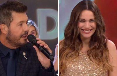 """Marcelo Tinelli arriesgó el nombre de la beba de Pampita y Roberto García Moritán: """"Ya falta menos para que venga Antonella"""""""
