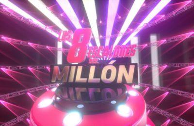 El próximo lunes 26 de julio a las 21h, llega «Los 8 escalones del millón»
