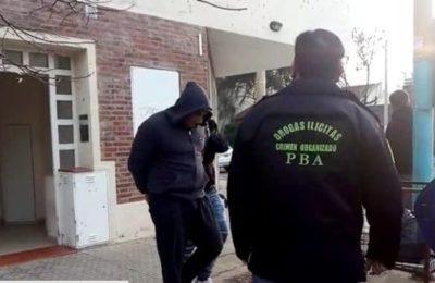 Detenido por comercio de drogas