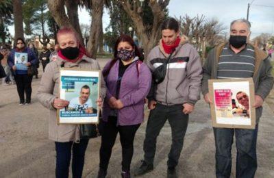 La familia García Gurrea se reúne con el fiscal De Lucía para exigir avances en la investigación