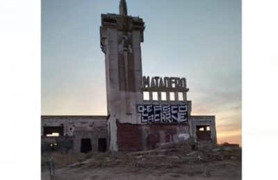 Dos detenidos por vandalizar un Monumento Histórico Nacional