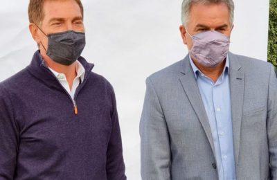 Gay acompañó a Santilli en el lanzamiento de su precandidatura a Diputado Nacional