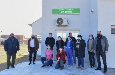 El intendente inauguró un nuevo Centro de Salud en Bahía Blanca