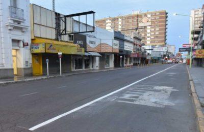 Siguen los cambios en el centro: comenzaron los trabajos en calle Donado