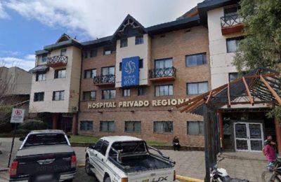 Un paciente con coronavirus intentó escapar de un hospital por una ventana y murió al caer de un segundo piso