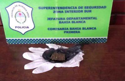 Condenada por vender drogas en la Plaza Rivadavia