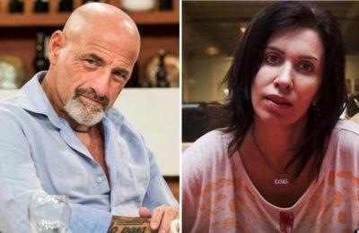 Confirman que Gustavo Sofovich tiene una relación amorosa con Samanta Farjat, conocida por el escándalo del jarrón de Guillermo Coppola